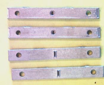 Steel headstocks, 10in depth, 7ft3in long (BRC035)