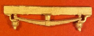 LMS wagon leaf springs with J hangers (LMSC005)
