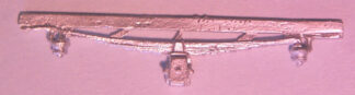 MR oil axleboxes with 7ft length spring and short J hanger (MRC007)