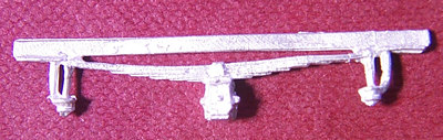 MR oil axleboxes with 7ft length spring and long J hanger (MRC008)