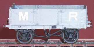 MR diagram 351 8 ton open goods wagon (MRD351)