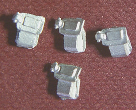 NSR carriage axleboxes without spring (NSRC001)