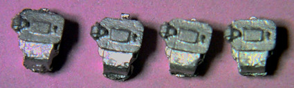 NSR wagon oil axleboxes without springs (NSRC002)