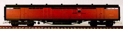 LNER Thompson D327 matchboard Full Brake (E8K)