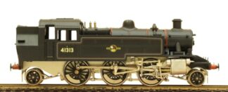 LMS Ivatt 2-6-2T 2MT chassis pack (LCP11)