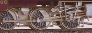 LMS Crab 2-6-0 chassis pack (Walschaerts valvegear) (LCP14)