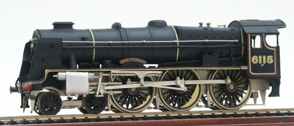 LMS Jubilee/Royal Scot/Patriot 4-6-0 chassis pack (LCP1)