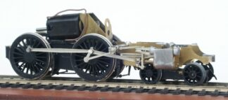 LNER Gresley D49/1 Shire 4-4-0 chassis pack (Walschaerts valvegear) (LCP35)