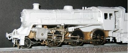 BR 4MT 2-6-0 chassis pack (LCP46)