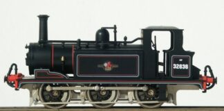 SR Terrier 0-6-0T chassis pack (LCP53)