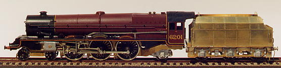 LMS Princess Royal 4-6-0 chassis pack (LCP7)