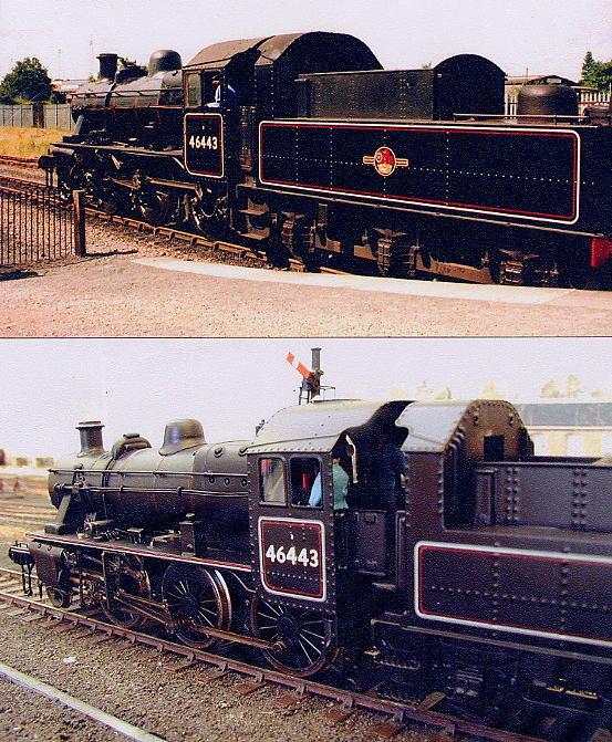 LMS Ivatt Class 2 2-6-0 kit (LK16)