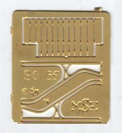 Saxby & Farmer X-brace signal bracket (S0035)