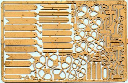 McKenzie & Holland lower quadrant signal parts (S003)