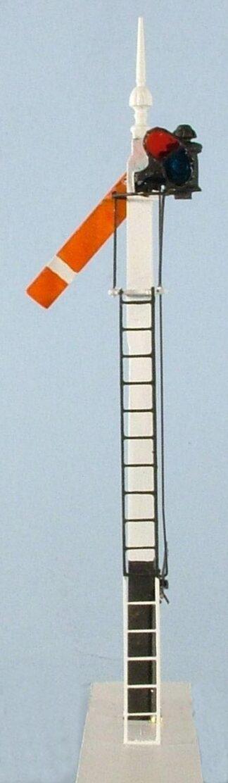 NER slotted post lower quadrant signal kit (S4/KE5)