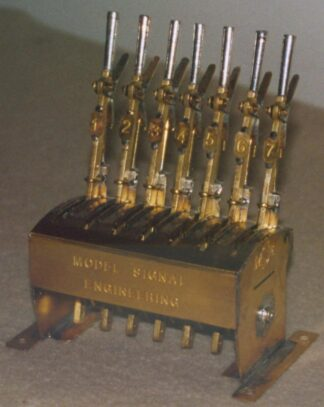 7 lever signal frame kit (SM2)