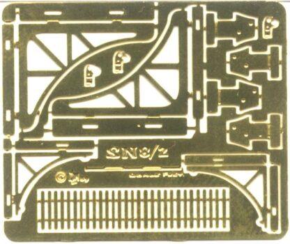 LNWR and MR signal brackets (SN8/2)