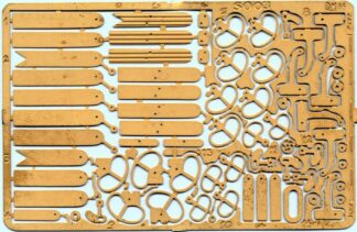 McKenzie & Holland signal arms (ST3)