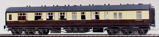 W61k  Gwr Collett Diagram G62 61 U0026 39  Vip Saloon Kit